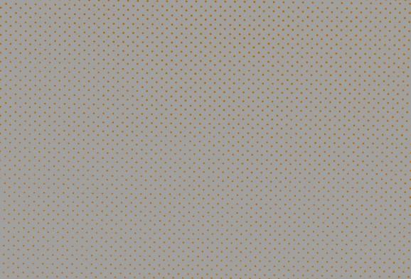 Placa de Bolinhas Pequena de 1mm Laranja Fundo Cinza  40x60cm  -