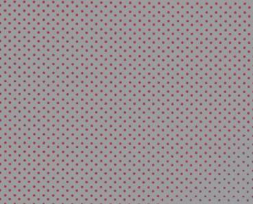 Placa de Bolinhas Pequena de 1mm  Vermelha Fundo Cinza  40x60  -