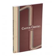 Cantor cristão com letra - brochura (MÉDIO)