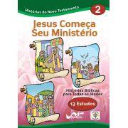 Histórias Bíblicas para Todas as Idades - Novo Testamento - Vol 2