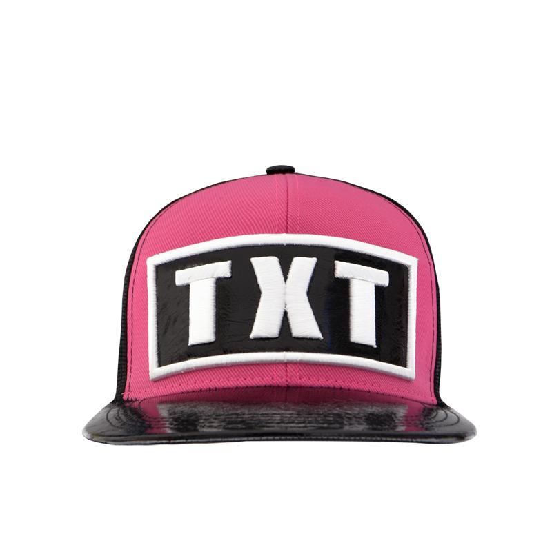 Boné Aba Reta Traxart logo 'TXT' - DR-037