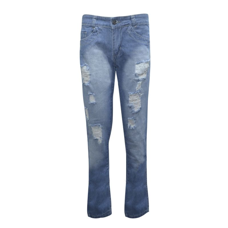 Calça  Traxart Denim Destroyed Masculina - DV-221