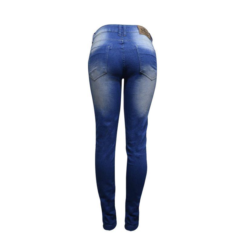 Calça Traxart Jeans Feminina Destroyed - DV-172