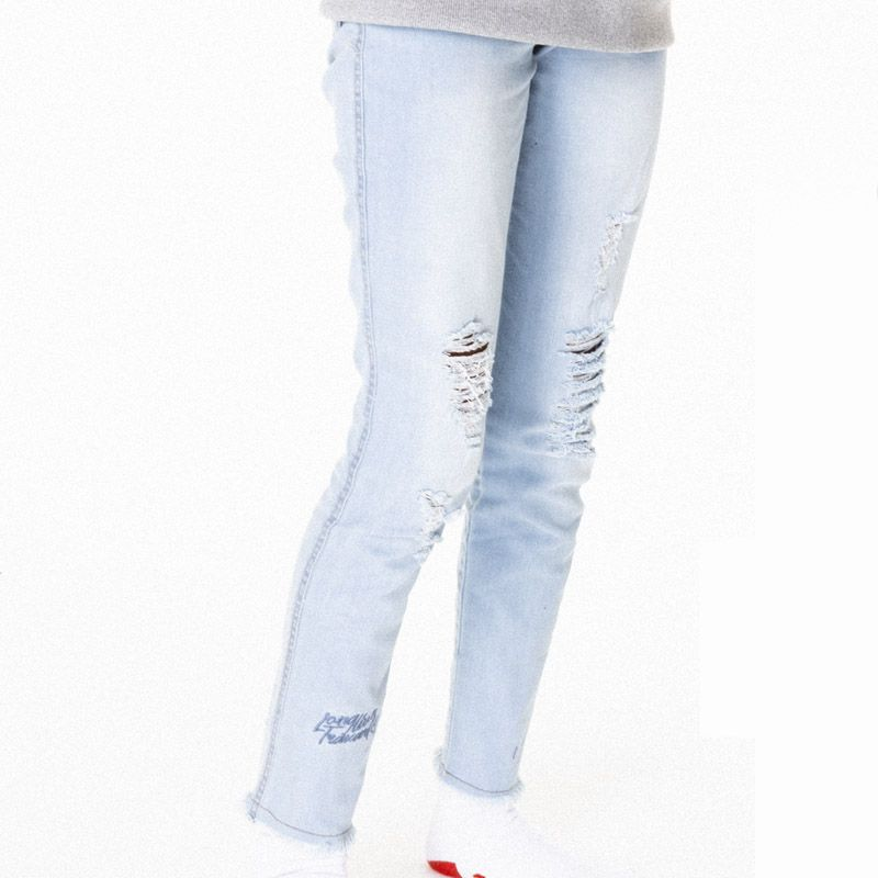 Calça Traxart Jeans Feminina Long Line - DV-128