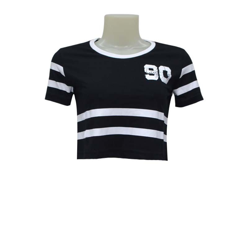 Camiseta  Traxart Cropped Feminino - DV-135