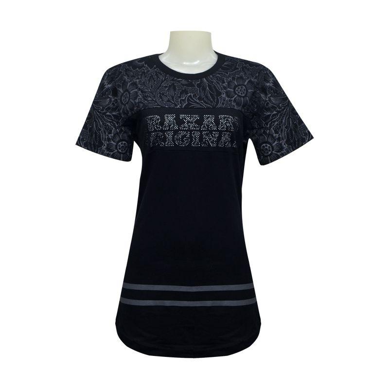 Camiseta Traxart Long Line Feminina - DV-138