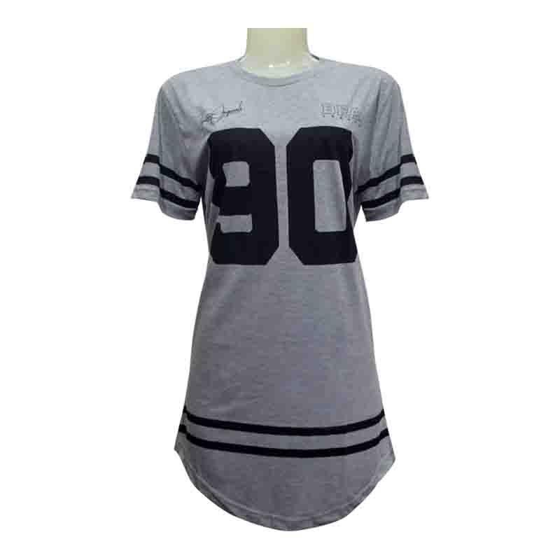 Camiseta  Traxart Longline Feminina - DV-134