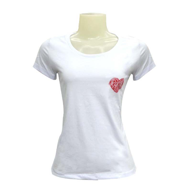 Camiseta Traxart Feminina Heart - DV-049