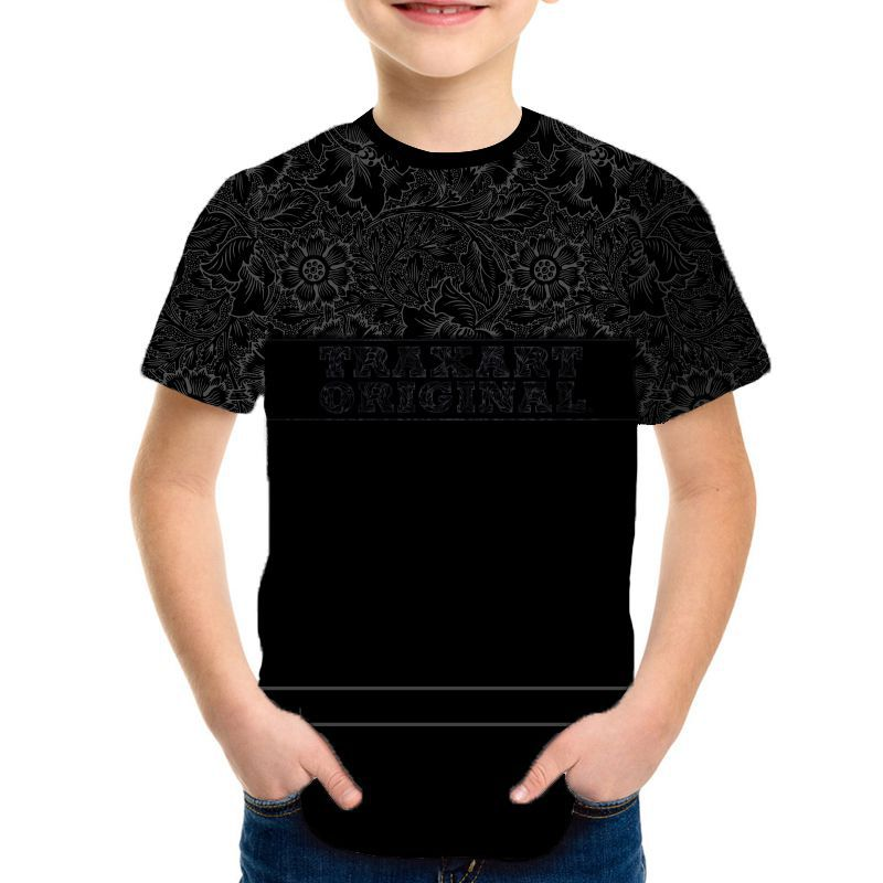 Camiseta Traxart Infantil Long Line DV-160