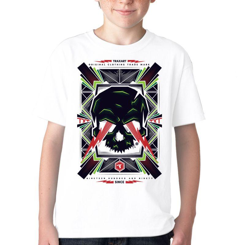 Camiseta Traxart Infantil - DV-105