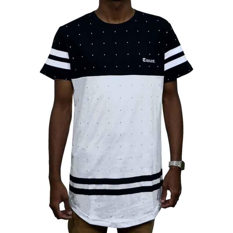 Camiseta Traxart LongLine - DV-017