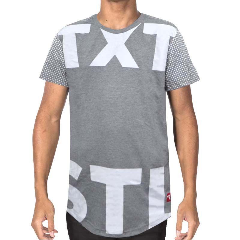 Camiseta Traxart LongLine - DV-022