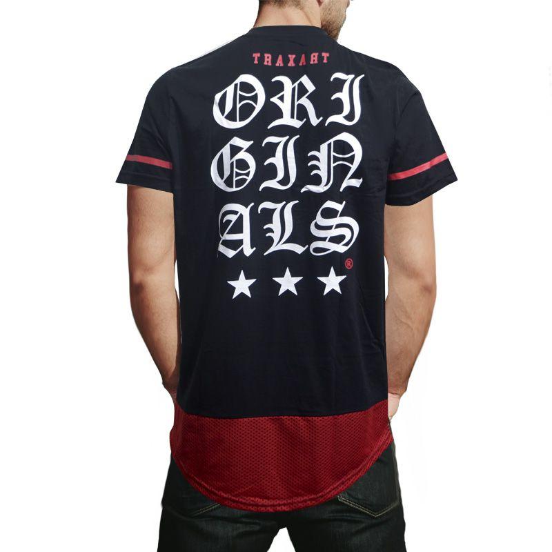 Camiseta Traxart LongLine - DV-136