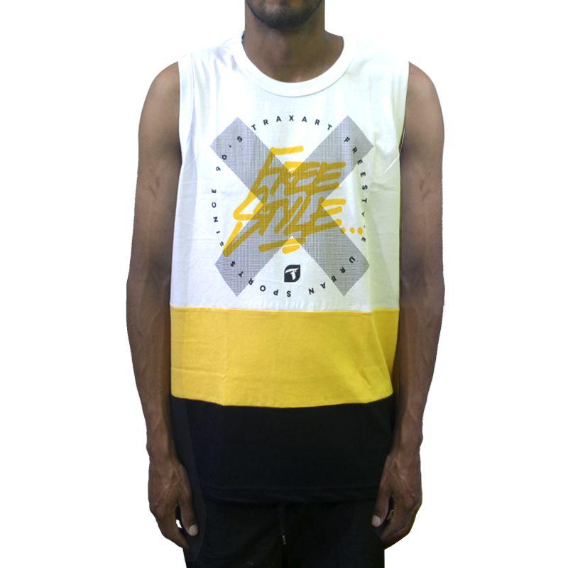 Camiseta Traxart Regata - DV-111