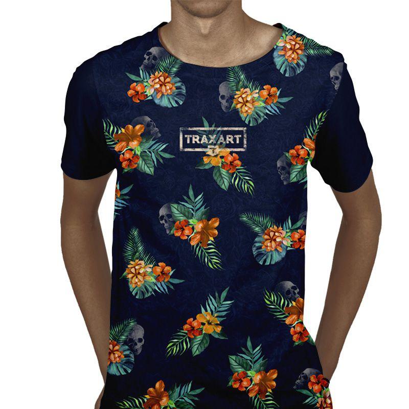 Camiseta Traxart Sublimada - DT-375