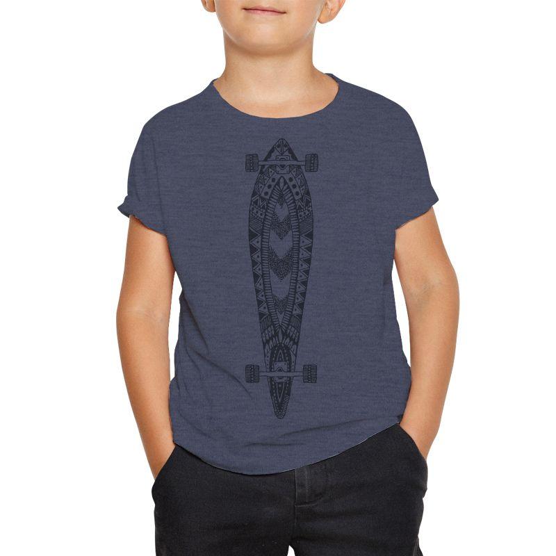 Camiseta Traxart Tradicional Infantil - DS-238