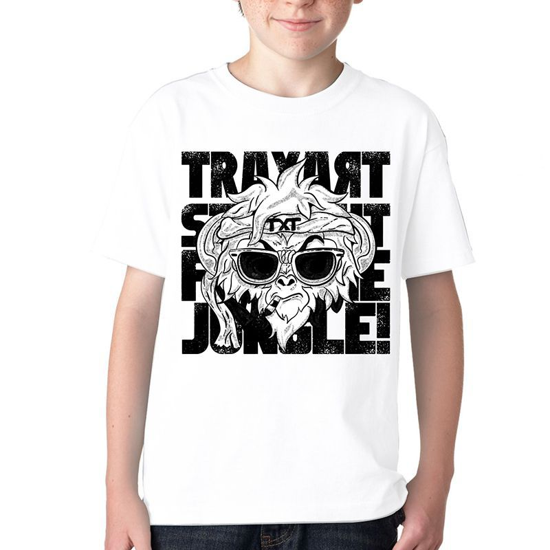Camiseta Traxart Tradicional Infantil - DV-108