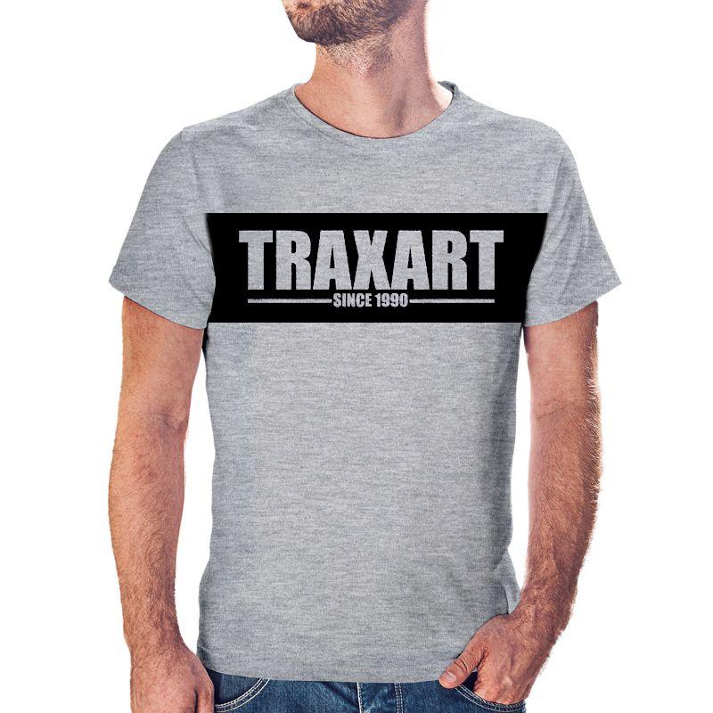 Camiseta Tradicional Traxart - DT-167