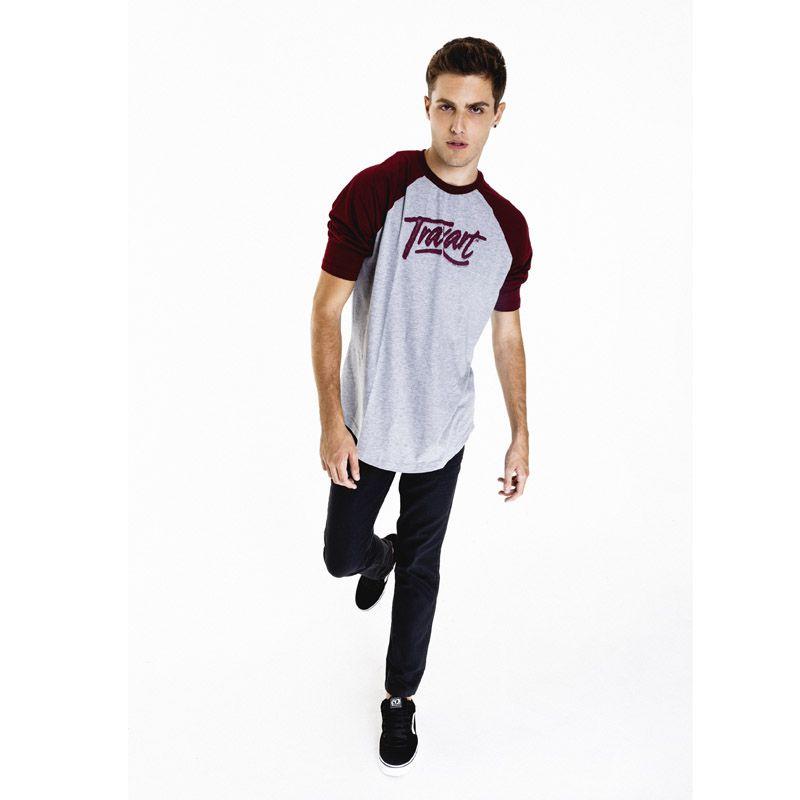 Camiseta Traxart 3/4 Masculina DV-163