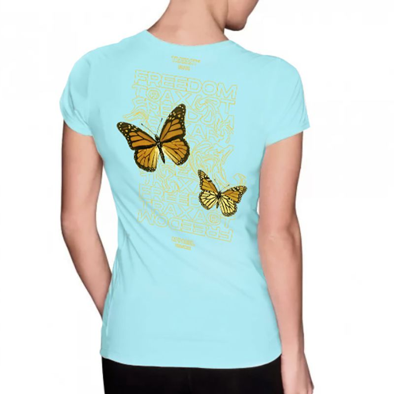Camiseta Traxart Feminina FREEDOM TRAXART - DW-216