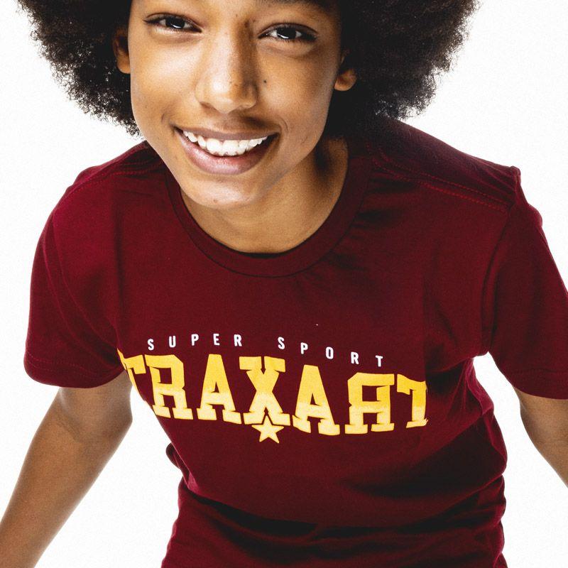 Camiseta Traxart Infantil Super Sport - DV-107