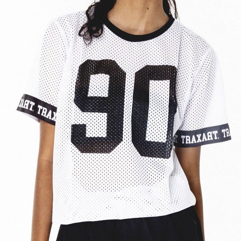 Camiseta  Traxart Long Line Feminina - DV-141