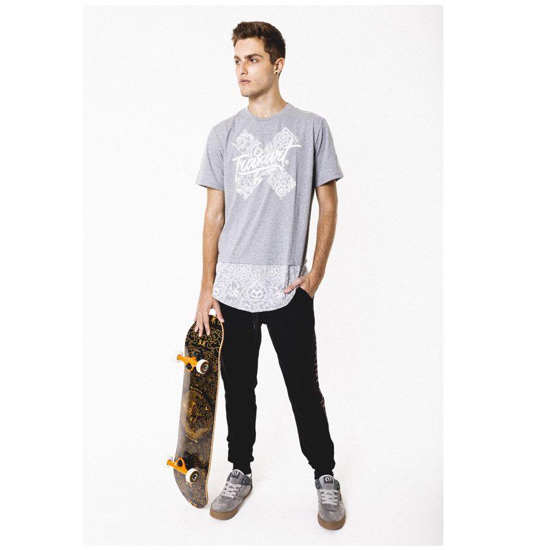 Camiseta Traxart Longline - DV-126