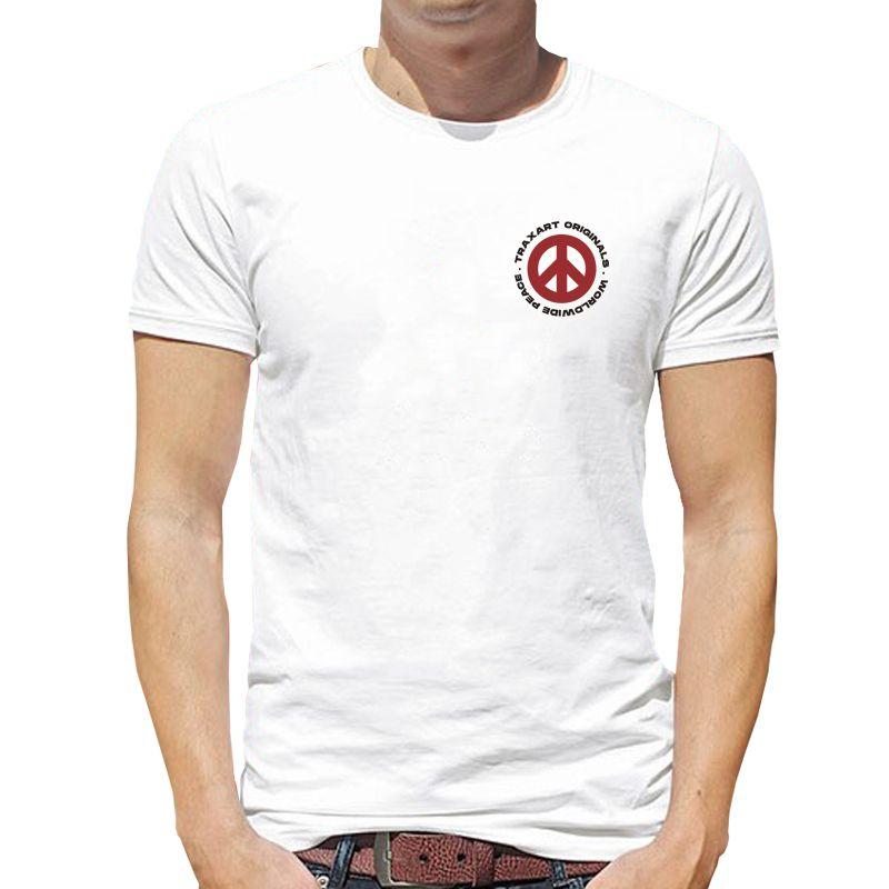 Camiseta Traxart Tradicional Peace - DW-149