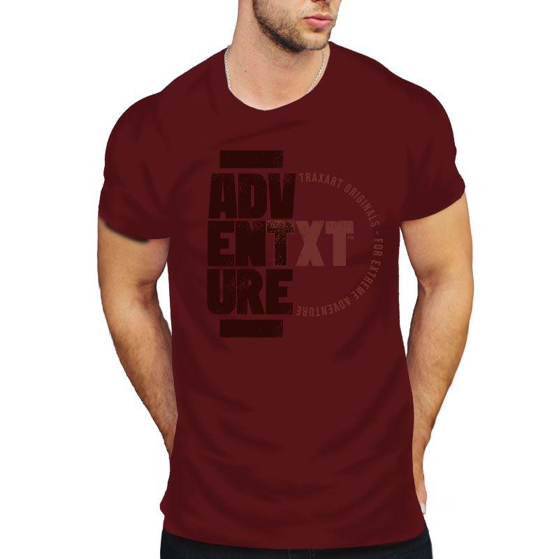 Camiseta Traxart Tradicional Adventure - DW-160