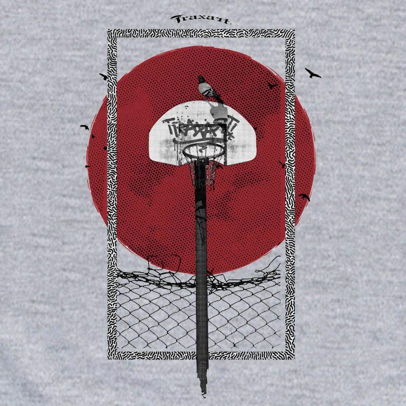 Camiseta Traxart Tradicional Bronx Court - DW-161