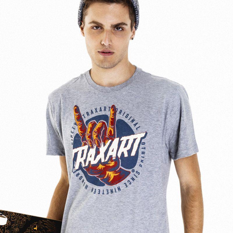 Camiseta Traxart Tradicional - DV-104