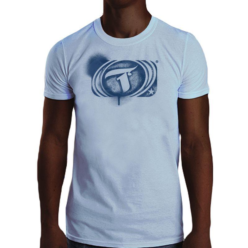 Camiseta Traxart Tradicional Logo Spray - DW-154