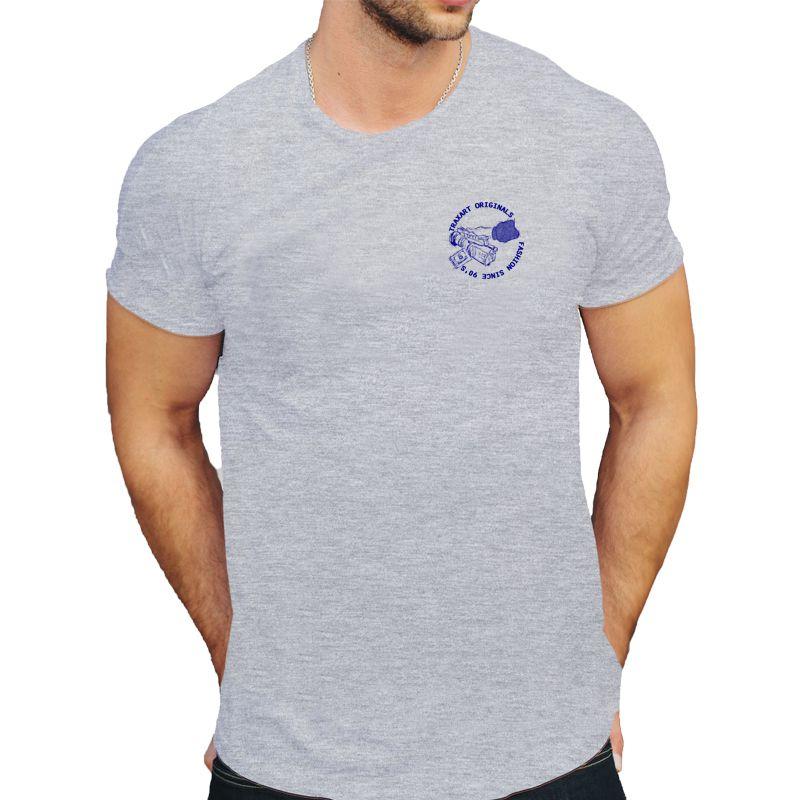 Camiseta Traxart Tradicional Skateboarding Magazine - DW-150