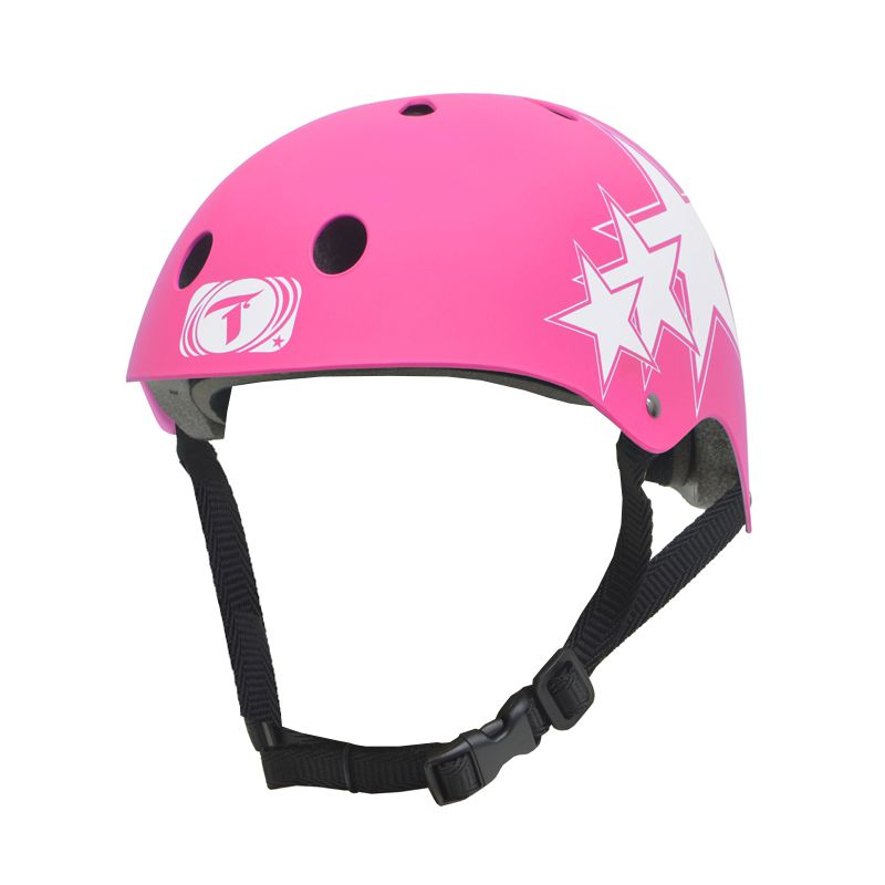 Capacete Traxart - Tristar -  Intermediário Esportivo para  Skate / Patins / Bike