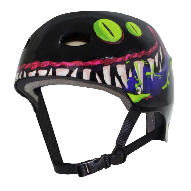 Capacete Esportivo Profissional Mutant Para Esportes Skate / Patins Bike - Traxart