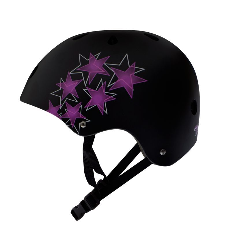 Capacete Esportivo Intermediário Lights Para Esportes Skate / Patins / Bike - Traxart