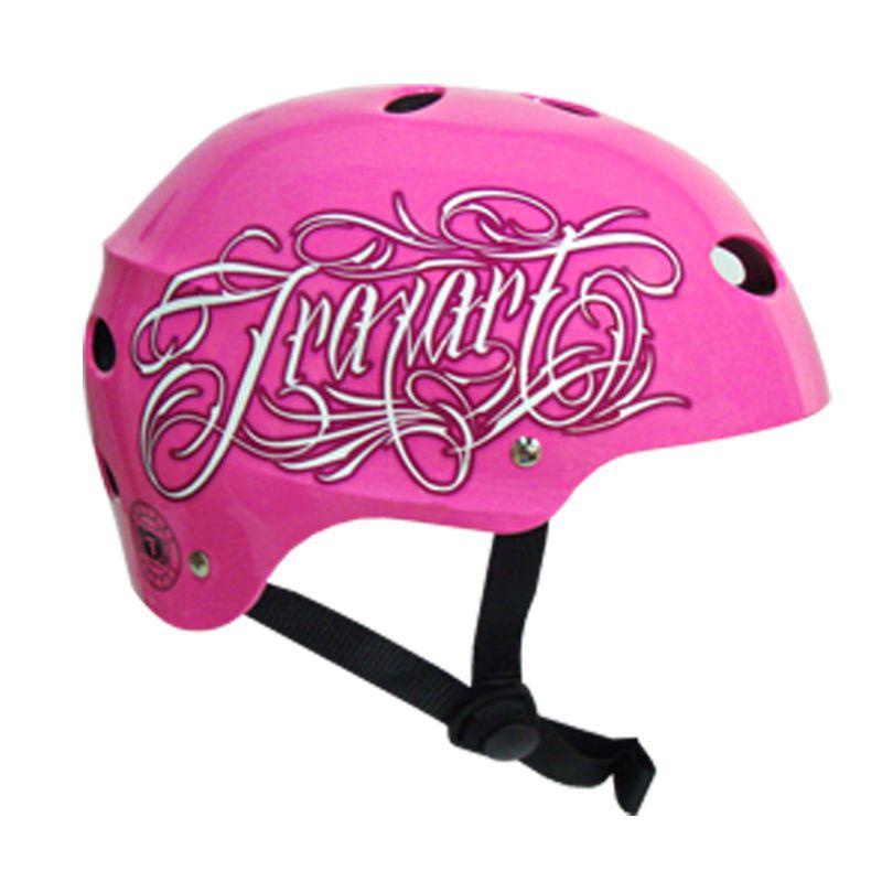 Capacete Esportivo Profissional Bloomy  Para Esportes Skate / Patins / Bike - Traxart