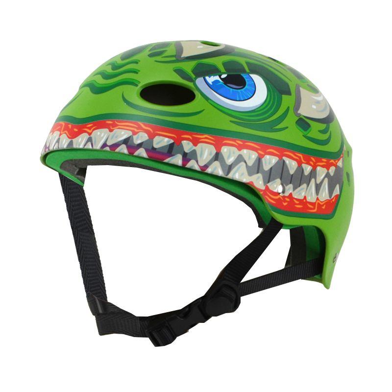 Capacete Esportivo Profissional Cromy Boss  Para Esportes Skate / Patins Bike - Traxart