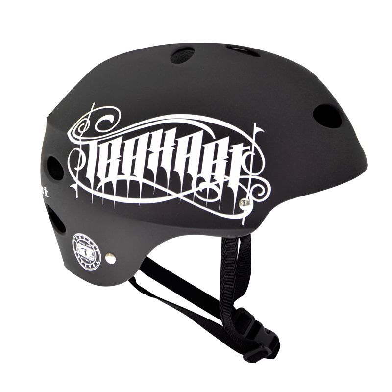 Capacete Esportivo Profissional Dark  Para Esportes Skate / Patins / Bike - Traxart