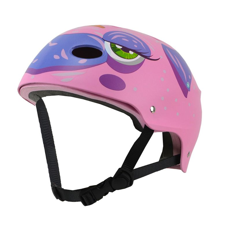 Capacete Esportivo Profissional Oink Lady Para Esportes Skate / Patins / Bike - Traxart