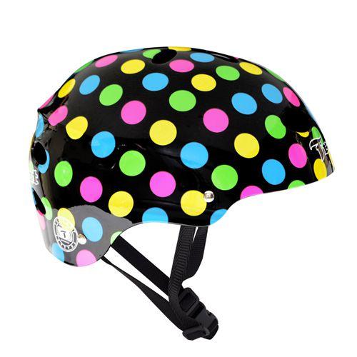 Capacete Esportivo Profissional Peas  Para Esportes Radicais Skate / Patins / bike - Traxart