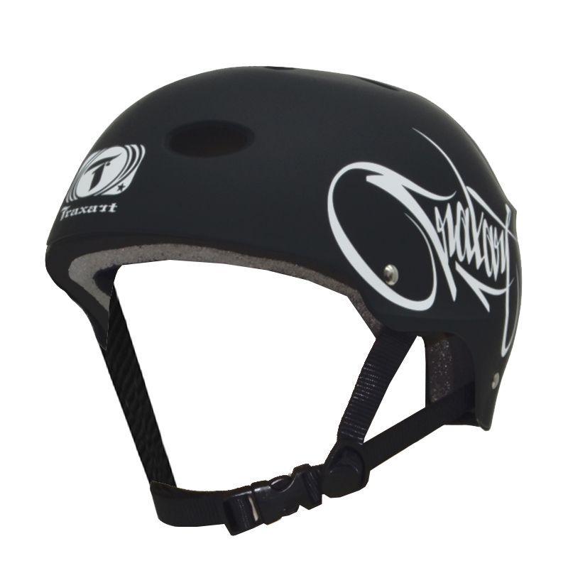 Capacete Esportivo Profissional Tagster  Para Esportes Radicais Skate / Patins / Bike - Traxart
