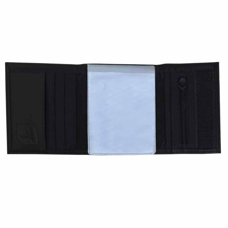Carteira Traxart com Velcro Preto - DV-215