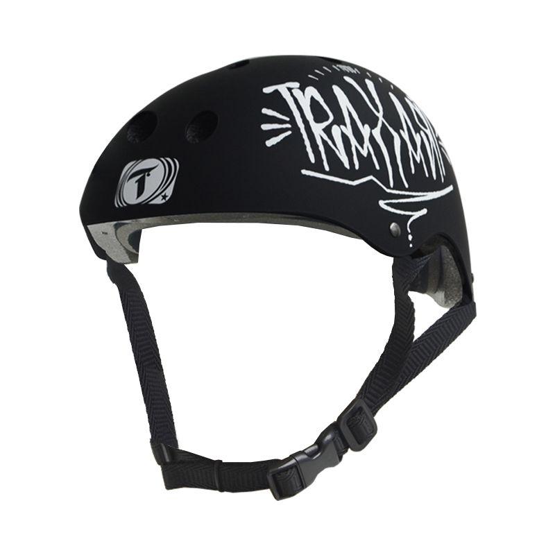 Capacete Traxart - Blood - Intermediário Esportivo para  Skate / Patins / Bike