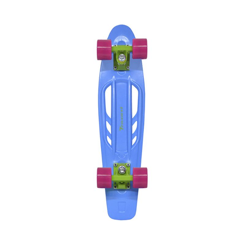 Skate  Cruiser Traxart - 15 X 57 CM - AZUL