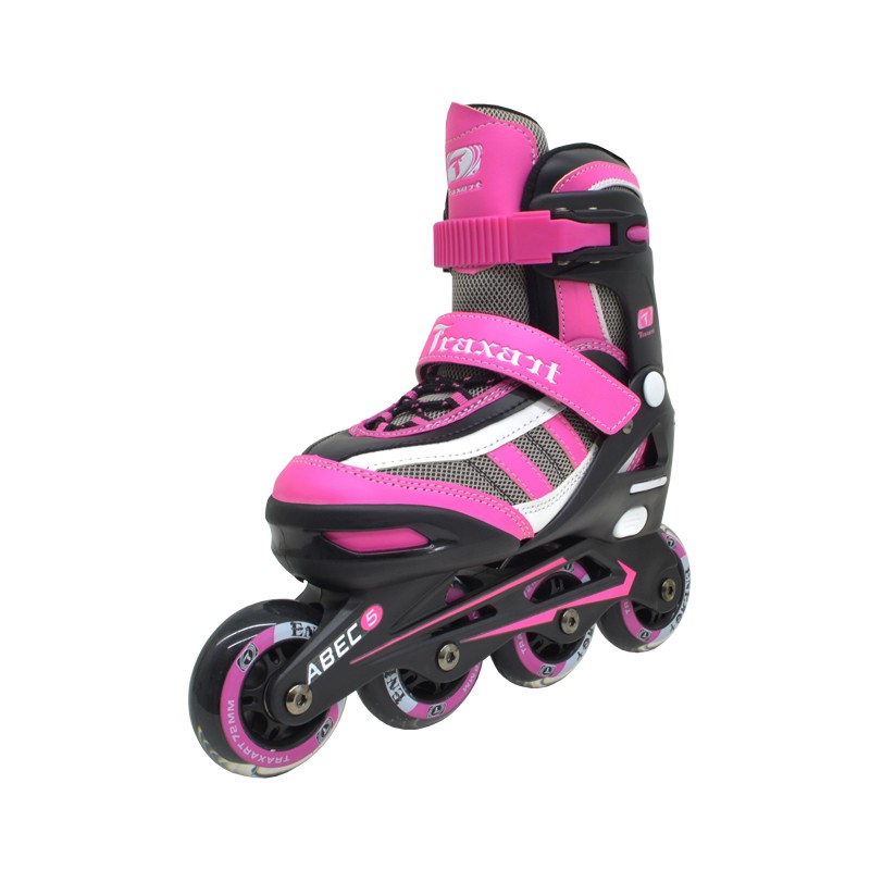Patins Infanto-juvenil Traxart Energy - Pink