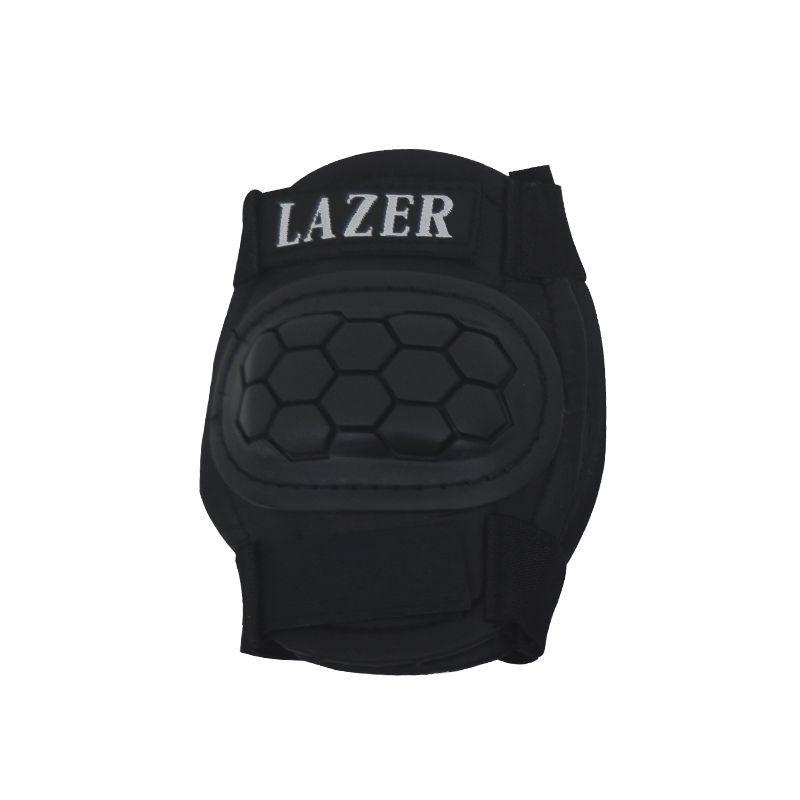 Kit Protetor Infantil Lazer Preto- SSE-512