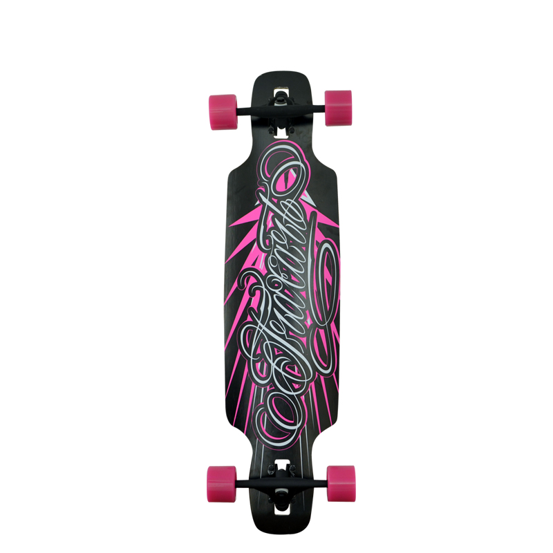 "Longboard Drop-Through Simétrico Traxart 36.9"" - DP-011"