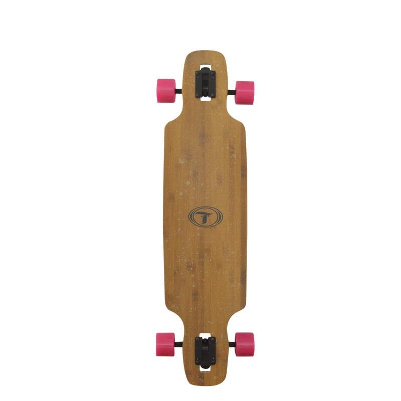 "Longboard Drop-Through Simétrico Traxart 36.9"" - DP-011"