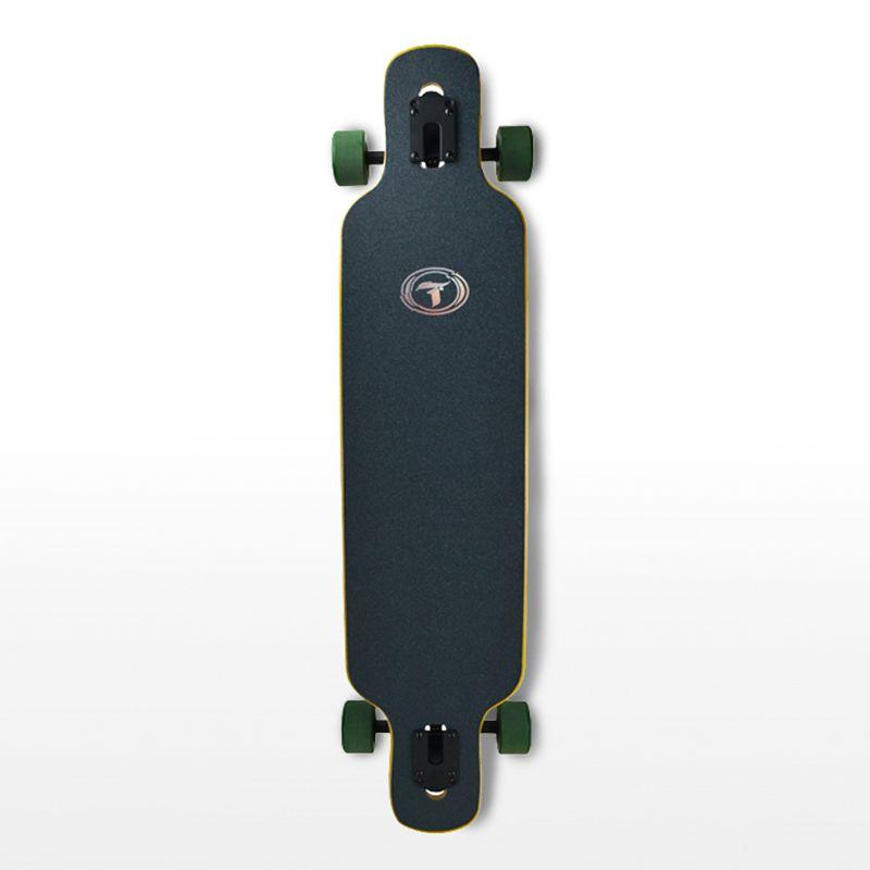"Longboard Traxart Drop-Through Simétrico 38.25"" - DW-206"